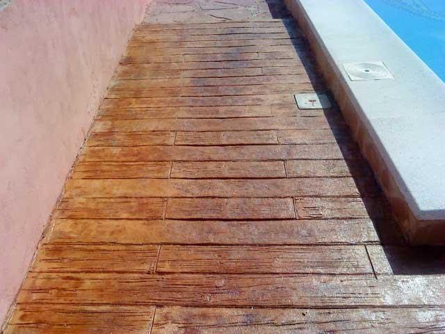 Pavimenti per esterno, effetto pietra, porfido, bordo piscina