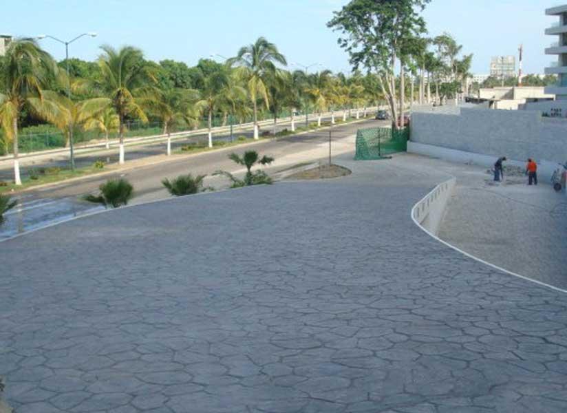 Pavimento Calcestruzzo Stampato : Pavimento in cemento as well as pavimento in cemento stampato