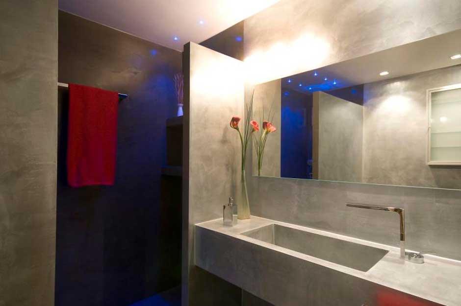 Bagno Grigio Moderno: Idee per bagno moderno ambazac for.