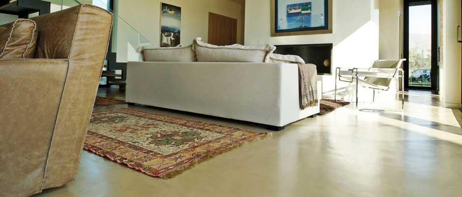 pavimento sabbia microcemento resina opaco satinato lucido continuo resistent - Resine Color