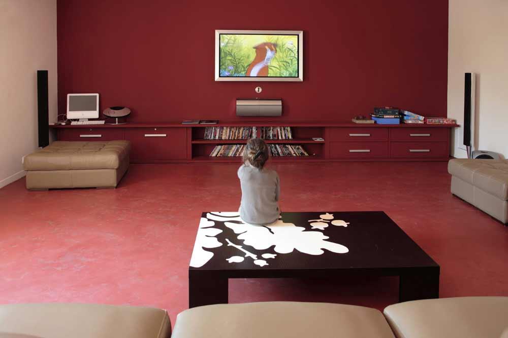 Pavimento grigio chiaro colore pareti rb93 regardsdefemmes for Colori pareti salotto moderno